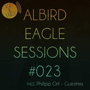 #023 - Eagle Sessions - 14/07/15 - incl. Guestmix by Philipp Ort