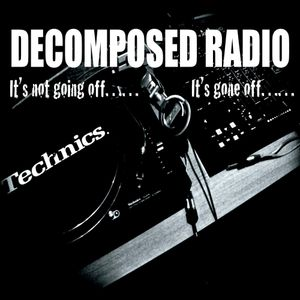 "DECOMPOSED RADIO PODCAST 025: GusN8r at ""disMaying,"" SHEFFIELD"