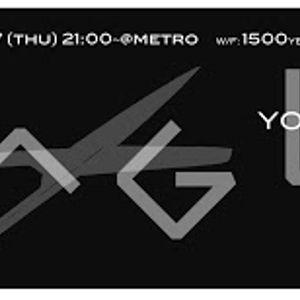 2013/1/17 ANGLE @METRO   TECHNO,MINIMAL