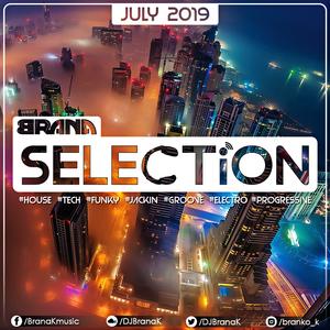 Brana K - SELECTiON July 2k19 (house IS music)