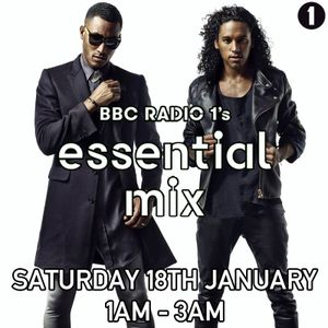 Sunnery James and Ryan Marciano - Essential Mix (BBC Radio 1) - 18-Jan-2014