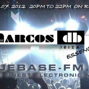 Marcos Db. CUEBASE-FM.DE RADIO (Episode 16)