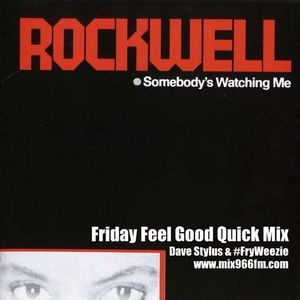 FridayFeelGoodQuickMix~Somebody's Watching Me Halloween Edition Party Mix