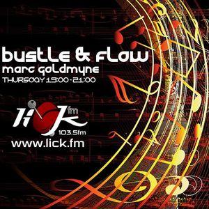 Bustle & Flow with DJ Goldmyne - 24th March 2016
