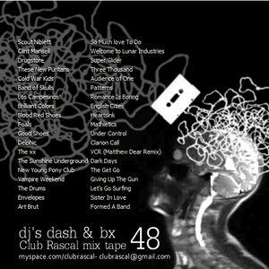Club Rascal Mix Tape 48