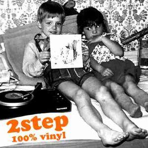 DJ LD Silver - Vintage 2step Classics 100% Vinyl
