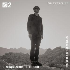 Simian Mobile Disco - 3rd December 2017