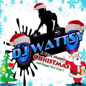 DJ WATTSY - christmas mix house and mashup mini mix 2016