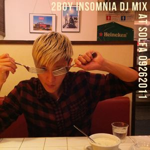 INSOMNIA DJ MIX at SOLFA 09262011