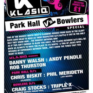 Park Hall Mix - Phil Meredith - 15.7.94