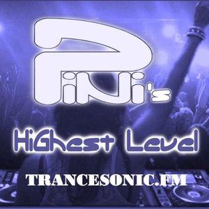 Highest Level #015 (feb 18 2013) on TRANCESONIC