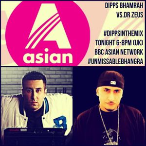 Dipps Bhamrah vs Dr Zeus - #DippsInTheMix (September 2015)