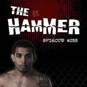 The Hammer MMA Radio - Episode 253