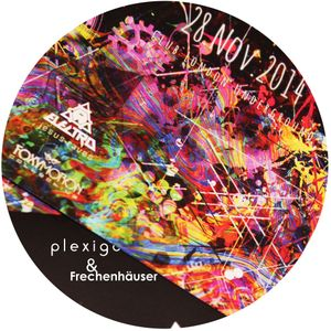 PART I - Plexigo & Frechenhäuser @ EJR Psicodelia Pura 28.11.2014 - DJ Set