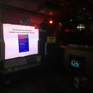 """Fresh Meat DJ Set @ Golden Gate Club Berlin, Book Release Party """"Die Wirtschaft der Techno Szene"""""""