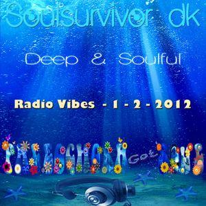 Paleochora Soul Radio Vibes  - 1 - 2 - 2012
