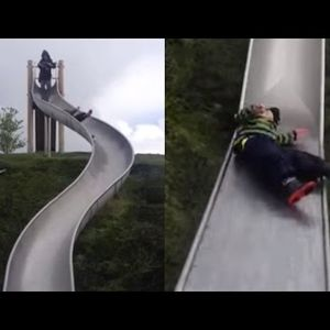 Lights Camera Action episode the Slippery Slide with Miss Gripper