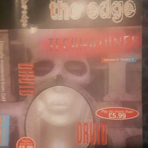 Druid - The Edge, Technotunes, Volume 9 Series 2 1997