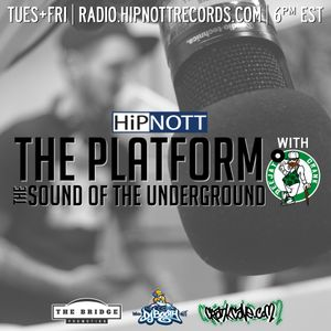 08/03/16 HiPNOTT Presents: The Platform