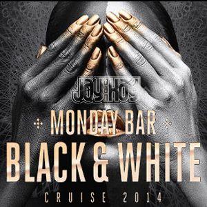 Jay van Kay Live @ Monday Bar Black & White Cruise 2014