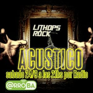 Entrevista - Lithops Rock (4to programa 24-09-2016)