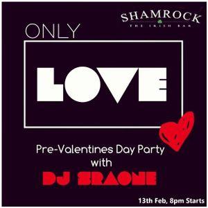 ONLY LOVE DJ SRAONE