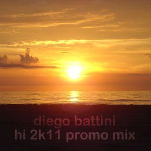 Diego Battini - Hi 2K11 Promo Mix