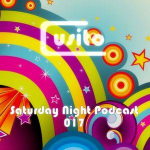 Cusito - Saturday Night Podcast 017 (28-04-2012)