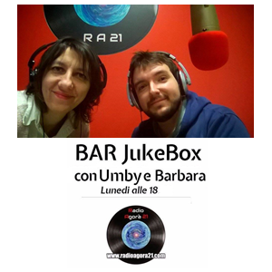 Radio Agorà 21 - Bar Jukebox 20170627