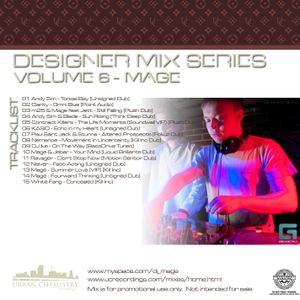 Designer Mix Series Volume 6 :: Mage
