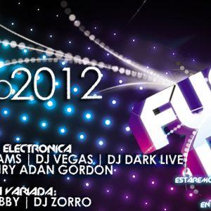 Fusion Party Set de Salsa Live 2012