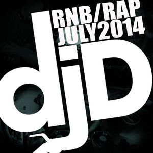 Dj Derezon - RnB/Rap July 2014 - Mix