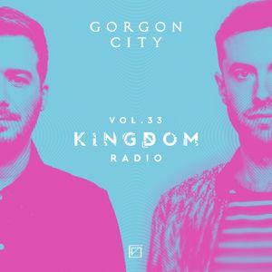 Gorgon City KINGDOM Radio 033 Live in Vancouver
