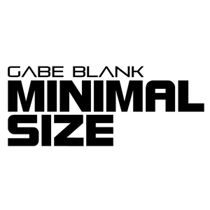 Gabe Blank - Minimal Size 050
