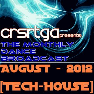 The Monthly Dance Broadcast-August-2012