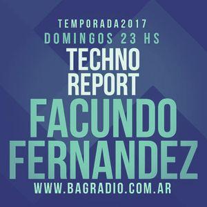 Techno Report - Episodio 016 (09/07/2017)