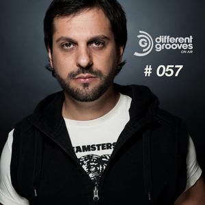 Different Grooves On Air #057 - Nir Shoshani