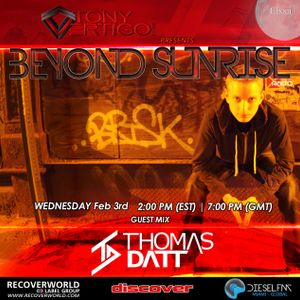 Beyond Sunrise radio...Clxxii featuring Thomas Datt