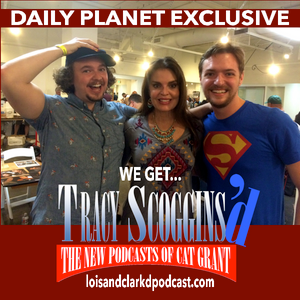 Daily Planet Exclusive with Tracy Scoggins