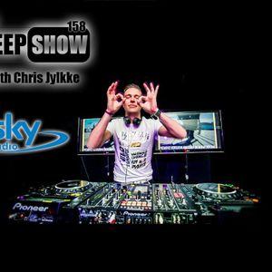 Elis Deep Show Mix #158 - Part 2 (Chris Jylkke)