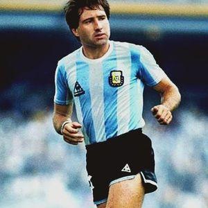 """Oscar Garré:  """"De Maradona se podía esperar cualquier cosa"""". [22-06-2016]"""