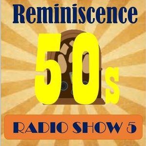Reminisence Radio, Prog 5 1950s