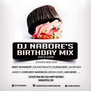 DJohnny - DJ Nabore's Birthday Mix