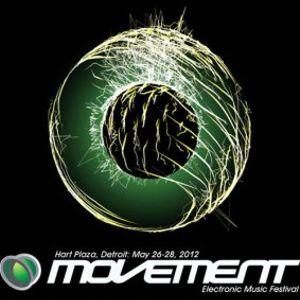 Wolf  + Lamb Live @ Movement Festival,Detroit (DEMF) 2012