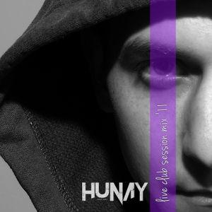 Hunay - live club session mix '11