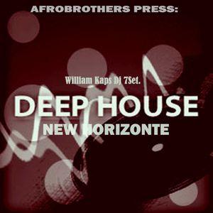 DEEP - HOUSE NEW HORIZONTE VOL.1