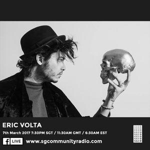SGCR Radio Show #42 - 07.03.2018 Episode ft. Eric Volta