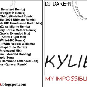 My Impossible Princess 2.0 the DJ Dare-N Kylie Experience Part 1
