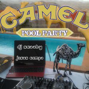 Dj SCOOBY - JESUS CAMPO @ CAMEL POOL PARTY SALOBRE 15-07-2012