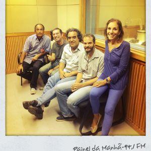 Painel da Manhã - Debate com Jornalistas - 11/09/2014